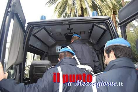 Agenti aggrediti e sovraffollamenti, Sit-in davanti al carcere di Frosinone