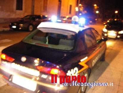 Razzia di sigarette e Gratta&Vinci nella tabaccheria di Pontecorvo, malviventi  Con Audi A6 seminano carabinieri e polizia