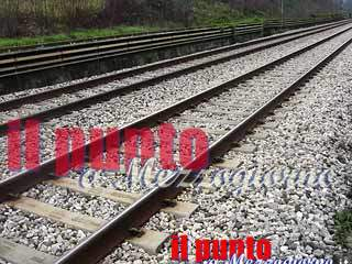 Alberi sulle rotaie, un'ora e 20 minuti di ritardo per il treno Roccasecca Sora