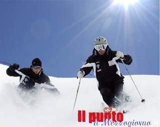 Una nuova seggiovia per gli appassionati di sci a Campo Staffi di Filettino