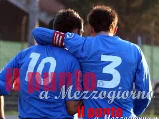 Cassino batte 2 a 1 Anzio, quarta vittoria consecutiva