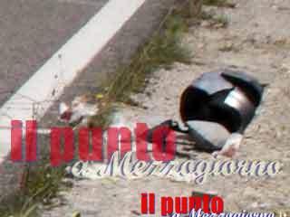 Incidente mortale a Guarcino, perde la vita centauro 50enne di Latina