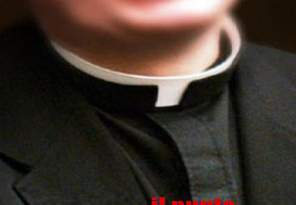 Molesta il don Macera, parroco di Minturno, arrestata 47enne