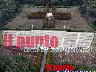 I presidenti Mattarella e Duda a Montecassino alle Celebrazioni del 75° Anniversario della battaglia