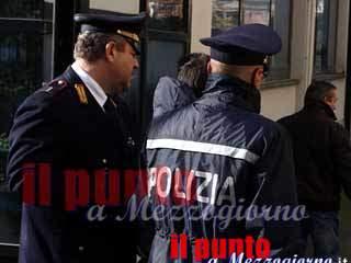 Arrestato, dalla polizia, 47enne formiano per maltrattamenti in famiglia e lesioni
