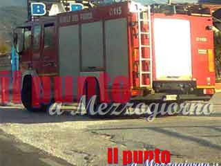 Uomo folgorato nello stabilimento Propellenti di Fontana Liri