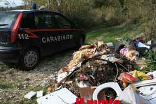 Trovato nella campagna il furgone utilizzato per il furto in un bar di Sant'Elia Fiumerapido