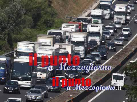 "Esodo estivo, Anas: ""Bollino nero e rosso su strade e autostrade italiane"""