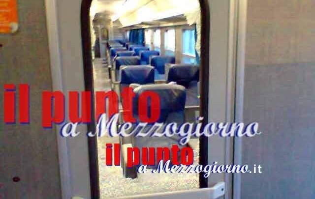 Seminava il terrore sui treni Napoli Cassino, 45enne di Mignano rapinava donne sui convogli