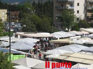 La lotta all'abusivismo al mercato di Cassino frutta 30mila euro