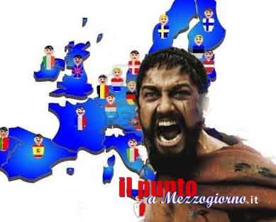 Tsipras come Leonida alle Termopili tiene inchiodati sull'ultima spiaggia le armate di banche e Stati aguzzini