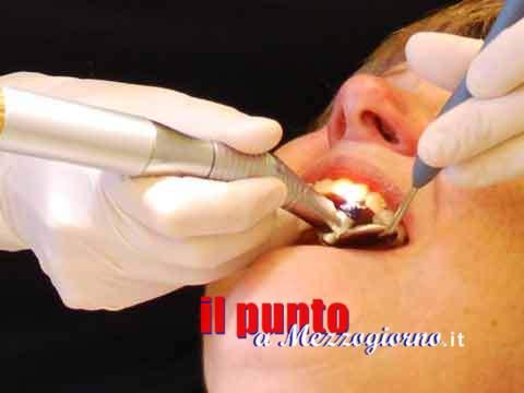 Carrozziere in pensione arrotondava a Pontecorvo facendo il dentista