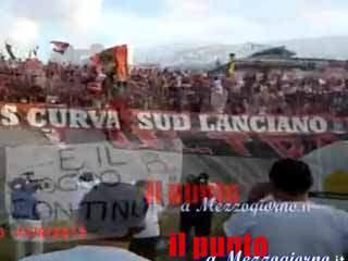 Tifosi del Latina aggrediti a Lanciano, individuato e denunciato uno dei quattro aggressori