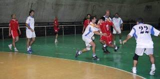 Pallamano A2: il 2017 del Cus Cassino Gaeta Handball '84 comincia dalla capitale
