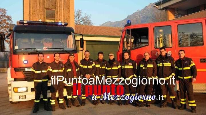 Assegnati al Distaccamento di Cassino nuovi Vigili del fuoco