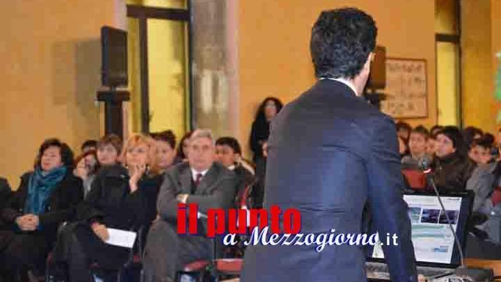 """""""Una vita per la scuola"""" a Cassino, a Francesca, Alessandra e Maria Pia il premio """"Pinchera"""""""