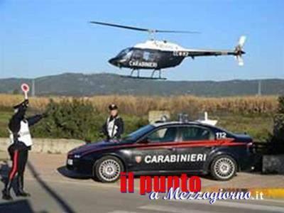 """Vasta operazione dei Carabinieri nei confronti di 40 indagati del """"Clan Schiavone"""""""