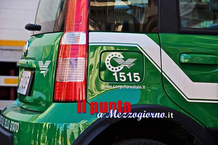 Impianto di autolavaggio sequestrato a Frosinone