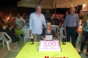 Ferentino-Padovani-Amelia-festa-100-anni