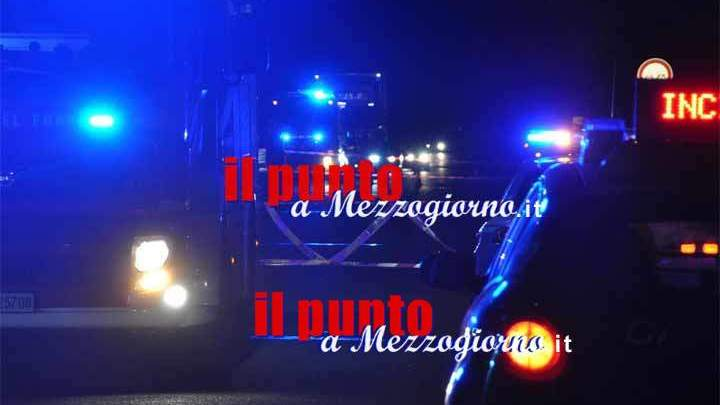 Falciato da auto sulla Montilepini, muore pedone polacco