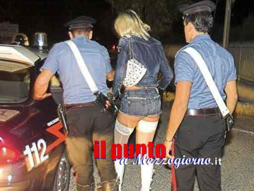 Vasta operazione dei carabinieri contro lo sfruttamento della prostituzione