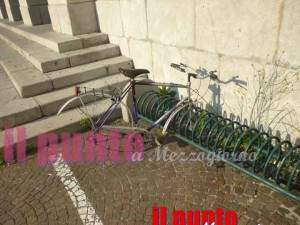 furto di bici il punto