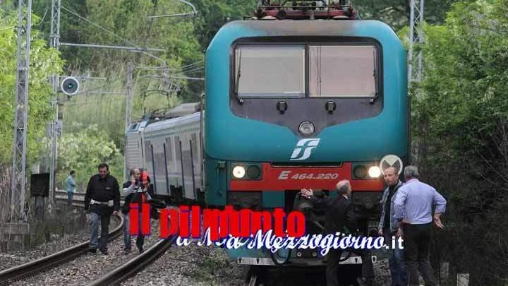 Ritardi sulla linea ferroviaria  Cassino Roma. Rinvenuto un cadavere a Roma Casilina