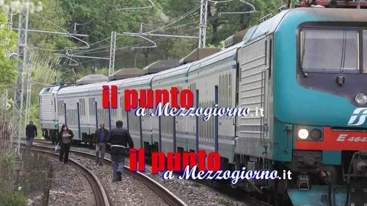 Smottamento a Fontana Liri, circolazione ferroviaria sospesa sulla linea Avezzano Roccasecca
