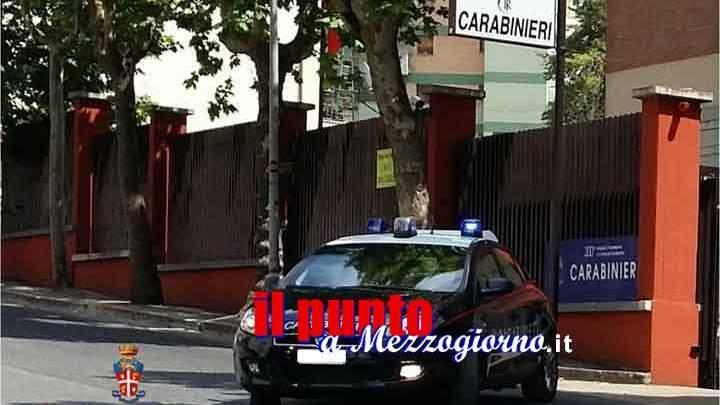 Assalto in villa a Ferentino, anziani legati e imbavagliati. Indagini a tutto campo