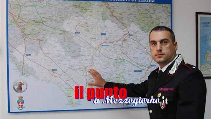 Cambio al vertice dei carabinieri del Nas di Latina (e Frosinone)