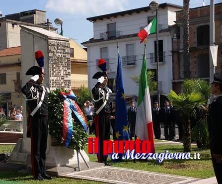 Teverola commemora i 14 carabinieri trucidati dai nazisti