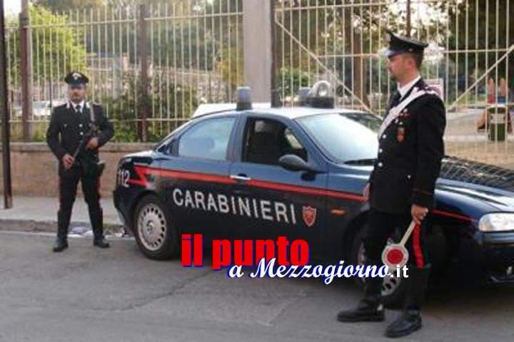 Maltratta genitori di Veroli per ottenere soldi per droga: arrestato 30enne