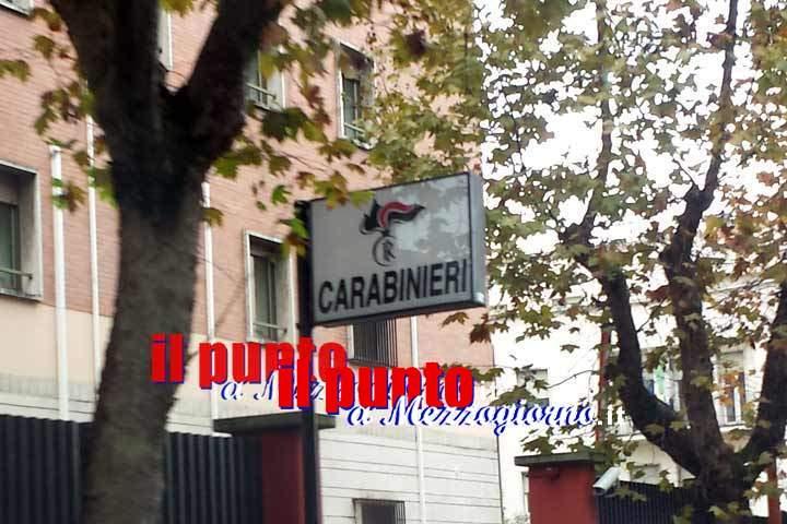 Ruba l'auto in una rivendita di Frosinone e si schianta, denunciato 33enne di Cassino