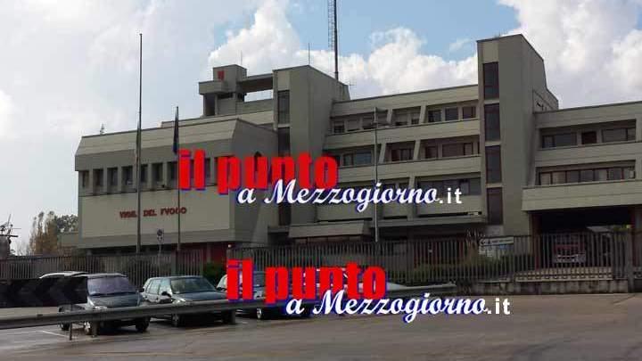 Cambio al vertice del Comando Provinciale dei Vigili del Fuoco di Frosinone