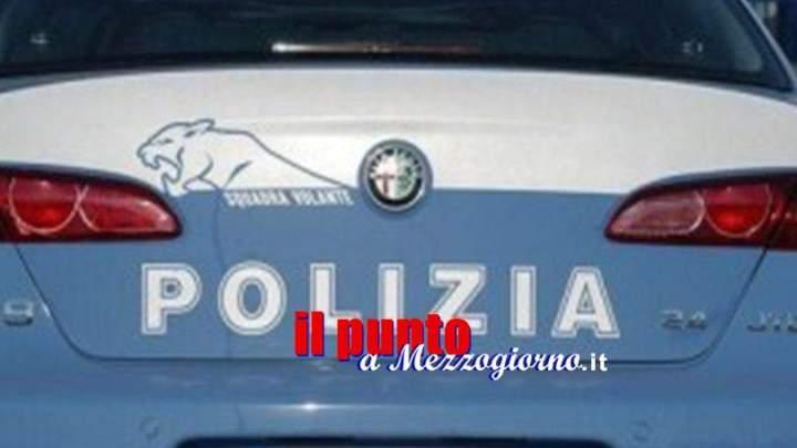 Rapinatrice mordace, donna arrestata a Frosinone dopo furto in abitazione e morso al vicino che tentava di fermarla