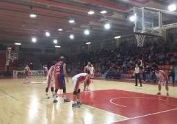 Basket: La Virtus Cassino sfiora l'impresa a Senigallia, ma perde 80-77 nel finale