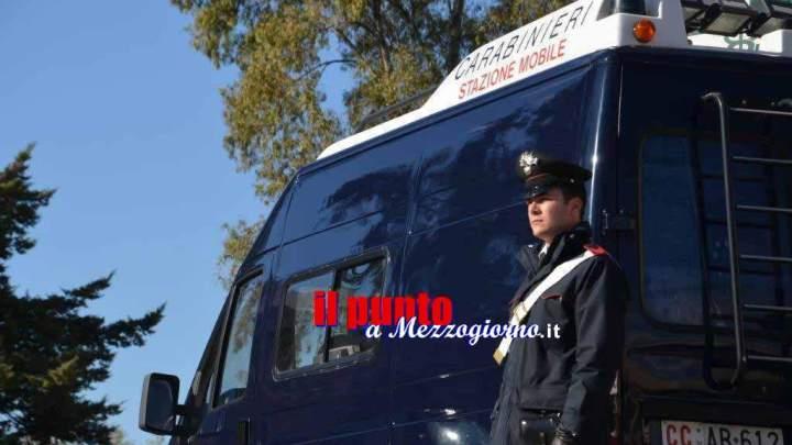 Stalking a Cassino, divieto di avvicinarsi alla ex per 24enne veneto