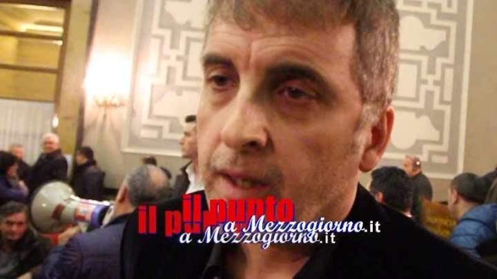 Unione Antica Terra di Lavoro, carabinieri e prefettura sospendono il presidente Salvati