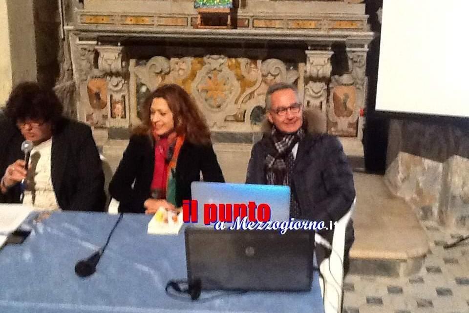 """Carabinieri """"armati di libri"""" contro la violenza di genere, a Gaeta il generale Garofano e il capitano Lavecchia"""