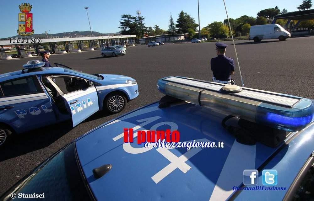 Polizia stradale in lutto a Cassino, agente di 48 anni muore per malore