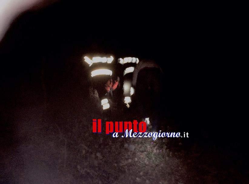 Scomparso a Roccasecca dei Volsci, soccorritori sulle tracce di un 62enne
