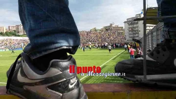 Allo stadio con la droga, tifoso del Frosinone arrestato durante prefiltraggio