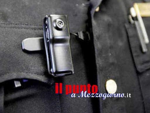 Body Cam sulle divise degli agenti delle Volanti di polizia, la sperimentazione parte da Torino, Milano, Roma e Napoli