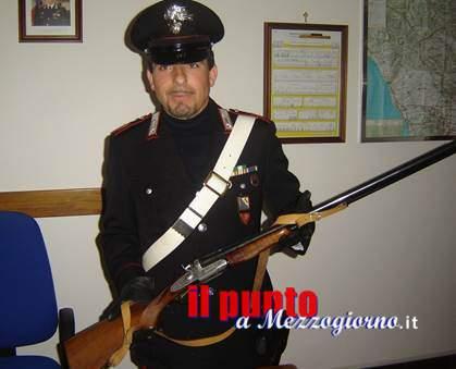 Litiga con il nipote e lo prende a fucilate, arrestato 77enne a Torrice