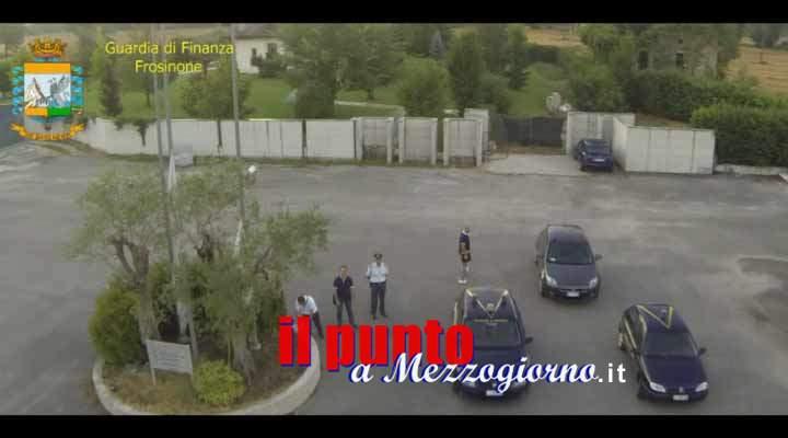 Gli imprenditori dei Casalesi a Cassino, quattro arresti e beni sequestrati per 10milioni