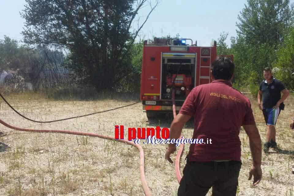 Incendi, a luglio 832 roghi in provincia di Latina. Arsi 150 ettari di vegetazione