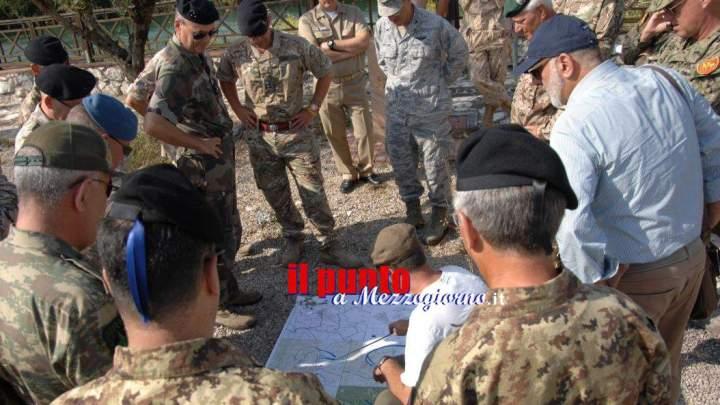 L'associazione Linea Gustav guida la Nato sulle tappe delle battaglie di Cassino e Montecassino