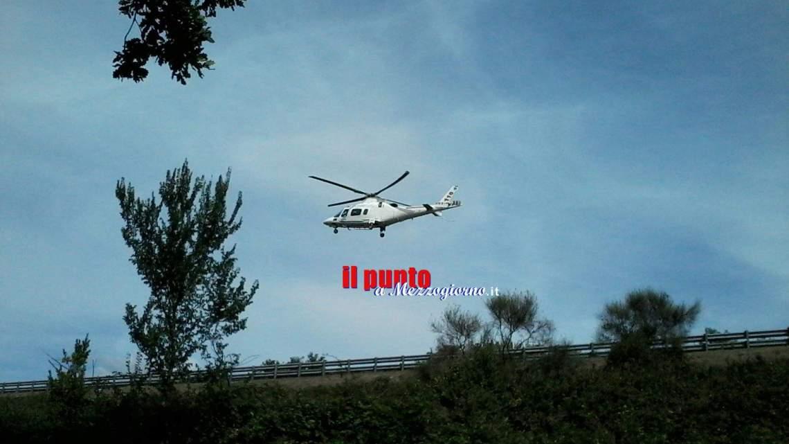 Incidente stradale a San Vittore, maresciallo dei carabinieri in gravi condizioni