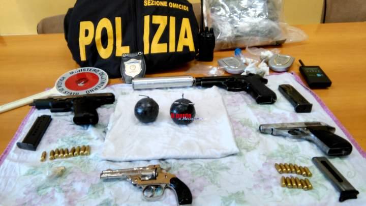 """Camorra, 11 """"capelloni"""" arrestati per omicidio e tentato omicidio"""