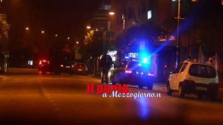 Controlli della polizia anche a Pontecorvo, passati al setaccio ambienti malavitosi